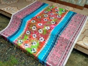 cara memilih kain tenun yang bagus