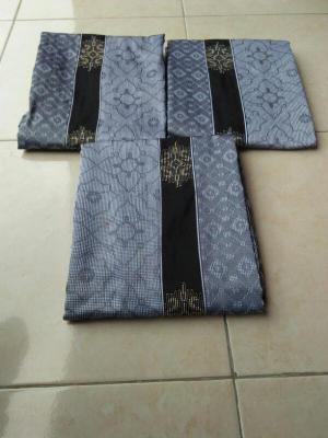 Penjual kain tenun online
