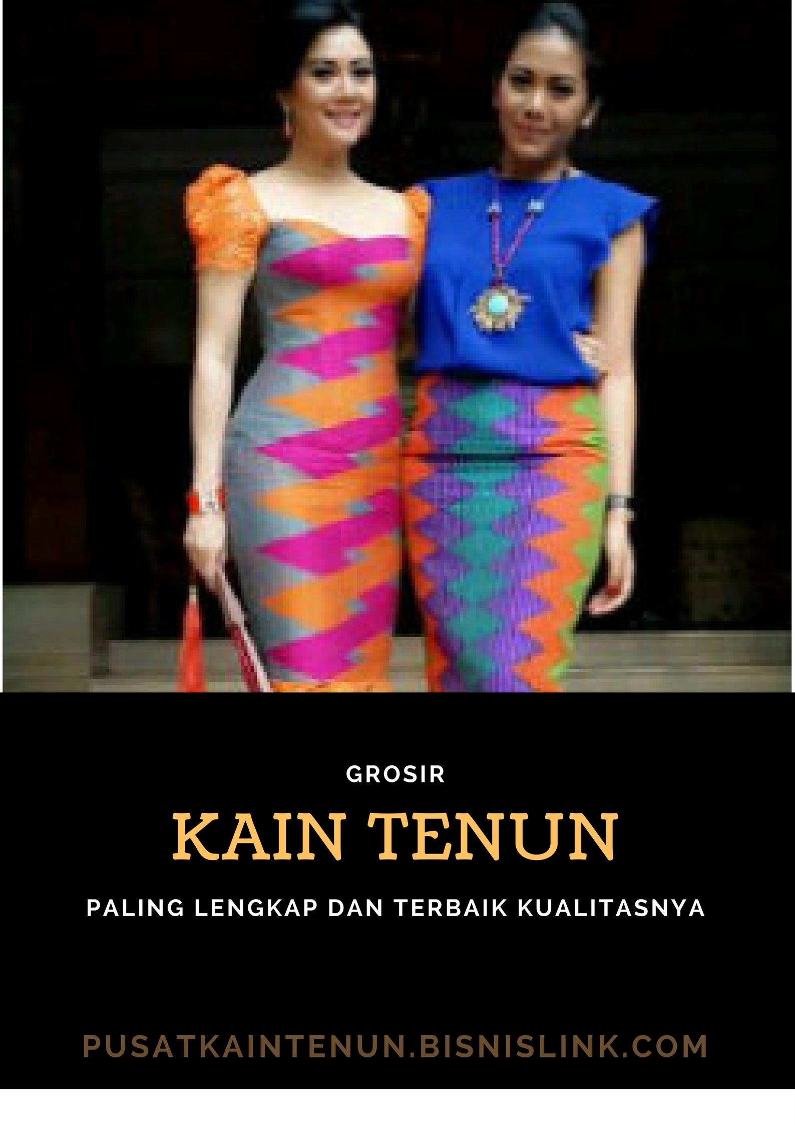 Jual  Kain Tenun Online
